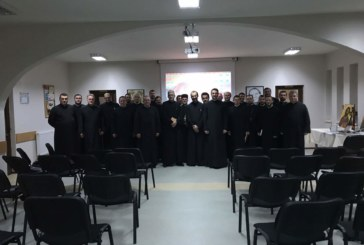 Cursuri de formare pentru preoții din județul Bistrița-Năsăud