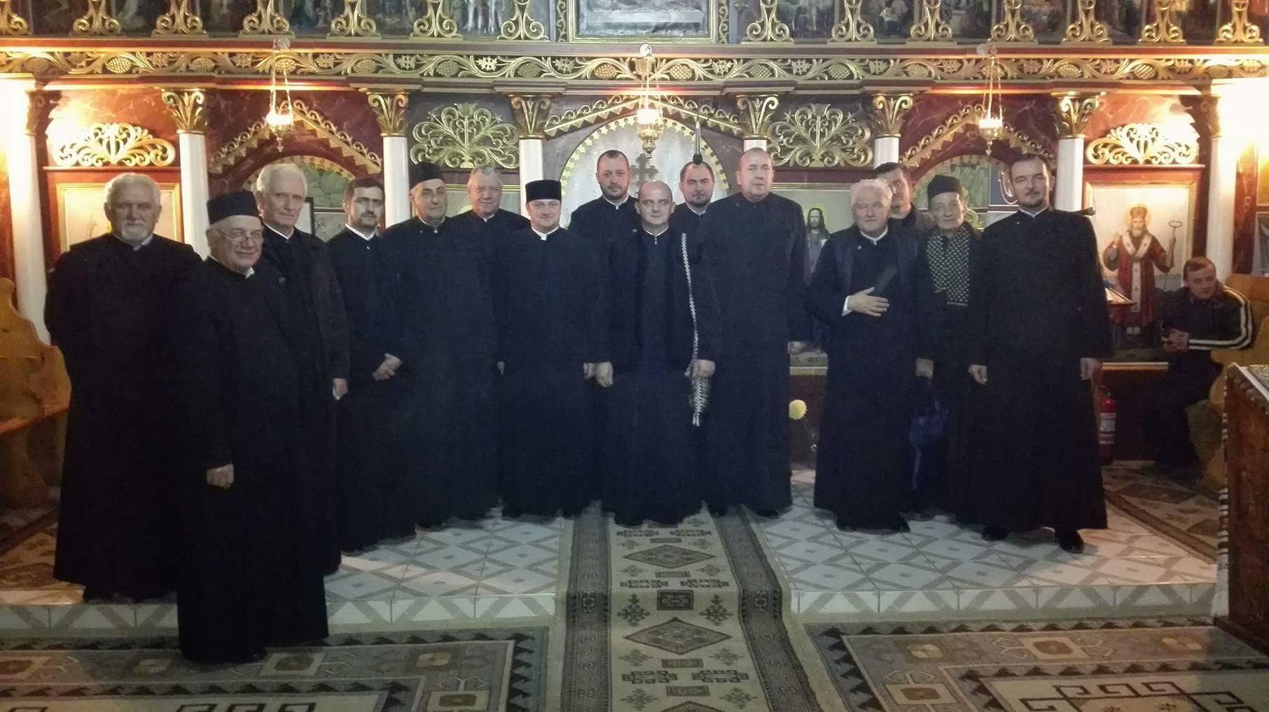 Întâlnirea preoților din Cercul Pastoral-Misionar Ilva Mică