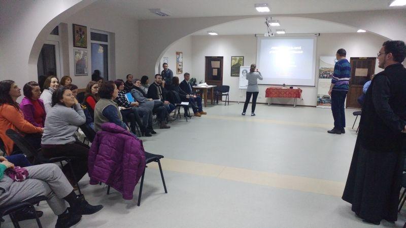 Profesori din Oradea, Maieru și Sîngeorz-Băi – la cursuri, de 1 Decembrie