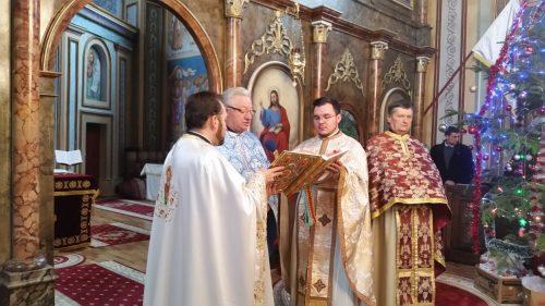 "Hramul bisericii ""Sfântul Nicolae"" din Sîngeorz-Băi"