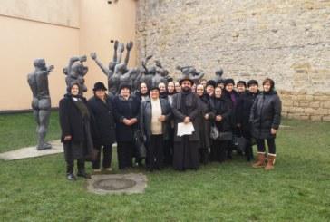 Pelerini mititeni, la Memorialul Sighet