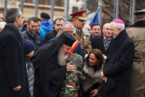 Te-Deum de Ziua Naţională a României, la Catedrala Mitropolitană din Cluj-Napoca