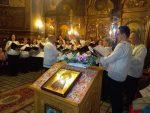 Hram la Parohia Sf. Nicolae din Cluj Napoca