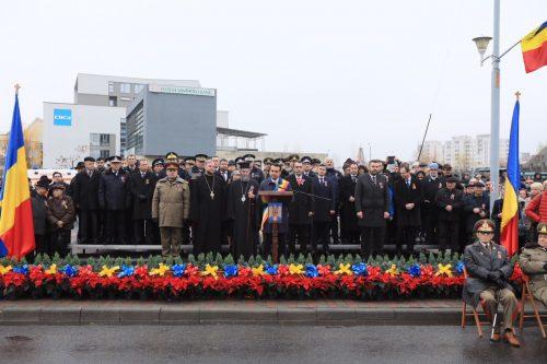 Ziua Naţională a României, la Baia Mare – Te-Deum şi paradă militară
