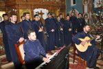 """Corala bărbătească ortodoxă """"Armonia"""" la Zalău"""
