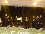 Concerte de colinde şi activităţi artistice şi caritabile la Baciu – Cluj