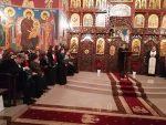 Sărbătoarea Sfântului Ierah Nicolae la Parohia Tuturor Sfinților din cartierul clujean Mănăștur .