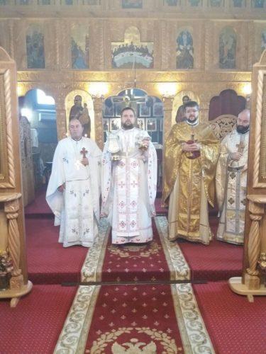 Preot nou în parohia Hodișu