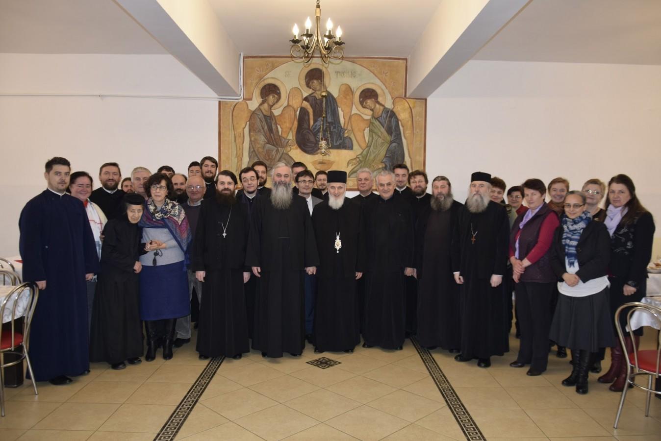 Preasfințitul Părinte Vasile, la ceas aniversar