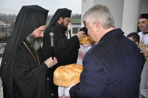 """Zi de aleasă sărbătoare, la biserica ,,Sfântul Nicolae"""" din Zalău"""