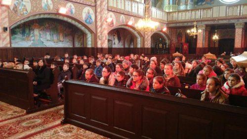 """""""Doar împreună vom reuși"""", proiect comun al școlii și Parohiei Ortodoxe Dumitra"""