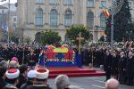 Ceremonialul funeraliilor Regelui Mihai I al României