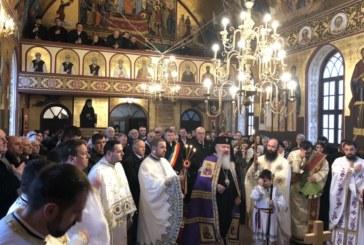 IPS ANDREI, alături de credincioșii din Bogata de Sus, în ultima zi din anul 2017