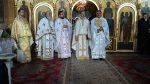 Instalare de preot la Mănăstireni