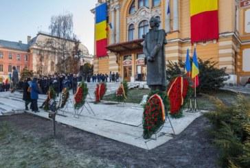 168 de ani de la naşterea marelui poet român Mihai Eminescu.