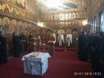 Mitropolitul Clujului prezent la prima sedință din 2018 a preoților din Protopopiatul Cluj II