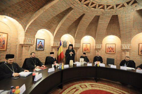 Lucrările Adunării Eparhiale a Episcopiei Ortodoxe a Maramureşului şi Sătmarului
