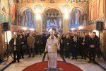 Liturghie arhierească la Mănăstirea Rohia