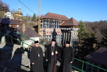 """Centrul cultural-monahal și social """"Nicolae Steinhardt"""" de la Rohia, o clădire unicat"""