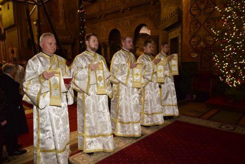 Sărbătoarea Bobotezei, la Catedrala Mitropolitană din Cluj-Napoca