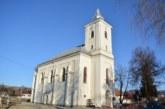 Liturghie arhierească în Sigmir, județul Bistrița-Năsăud