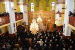 Liturghie arhierească în Sigmir, județul Bistrița- Năsăud