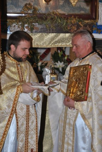 Părintele Adrian Laza, noul preot al comunităților ortodoxe din Tranișu și Lunca Vișagului