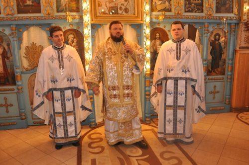 Liturghie arhierească în parohia sălăjeană Subcetate