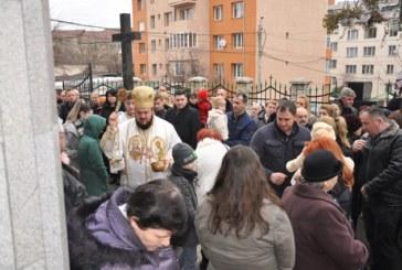 """Praznicul Botezului Domnului la biserica """"Pogorârea Sfântului Duh"""" din Zalău"""