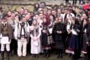 [VIDEO] A.S.C.O.R. Cluj la Mănăstirea Putna cu ocazia deschiderii Centenarului Marii Unirii