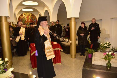 Parastas în Catedrala Mitropolitană pentru Mitropolitul Bartolomeu și Episcopul Nicolae Ivan