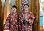 Liturghie arhierească în Parohia Șieu-Sfântu, Protopopiatul Beclean