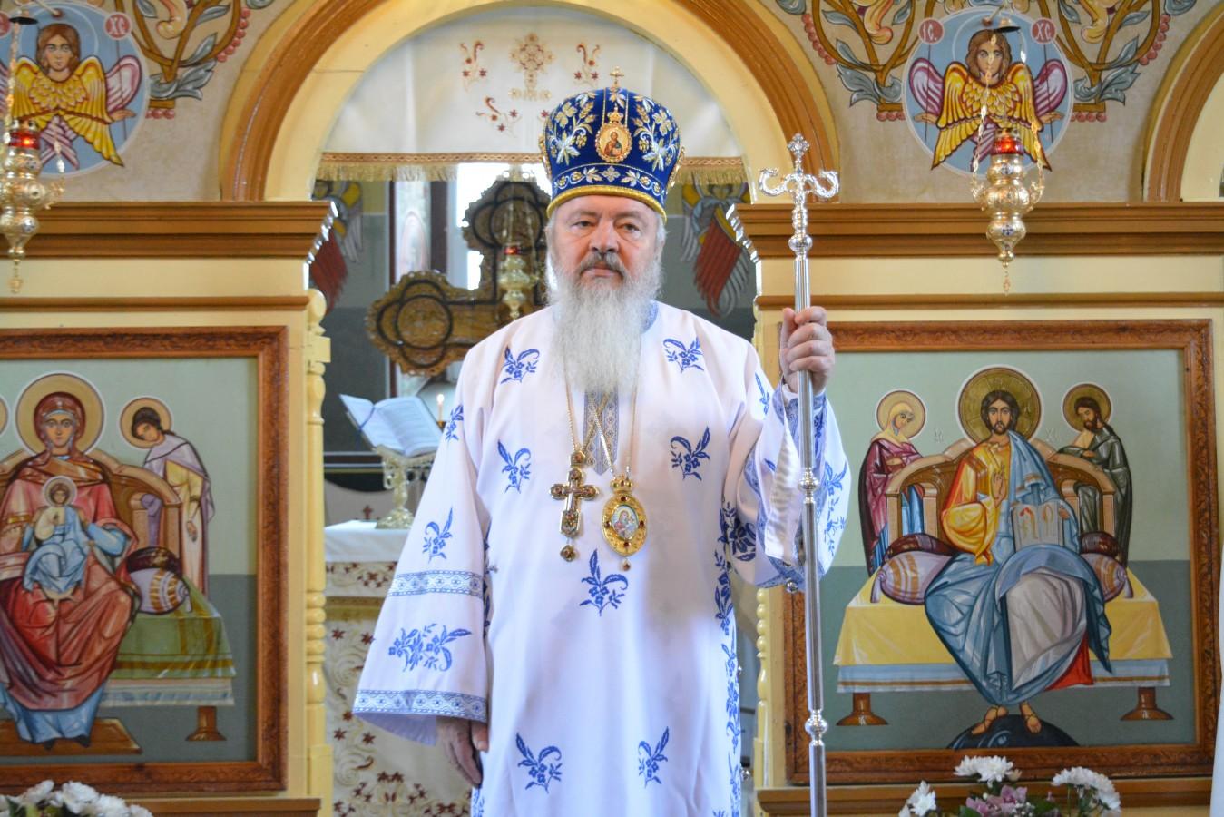 Mitropolitul Clujului, în parohia clujeană Ceanu Mic
