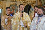 Resfințirea bisericii din Hășdate, Protopopiatul Gherla