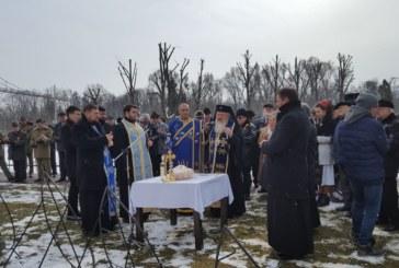 Horea, Cloşca şi Crişan comemorați la Cluj Napoca.