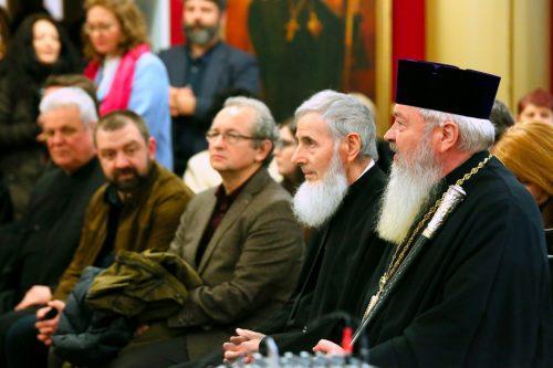 Vrednicul de pomenire Bartolomeu Anania, comemorat la Cluj-Napoca