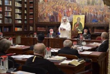 Sinteza activităților Bisericii Ortodoxe Române în anul 2017