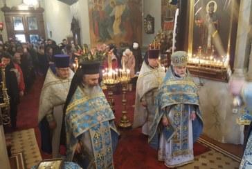 Slujbă de pomenire a Mitropolitului Bartolomeu în Catedrala din Lublin, Polonia