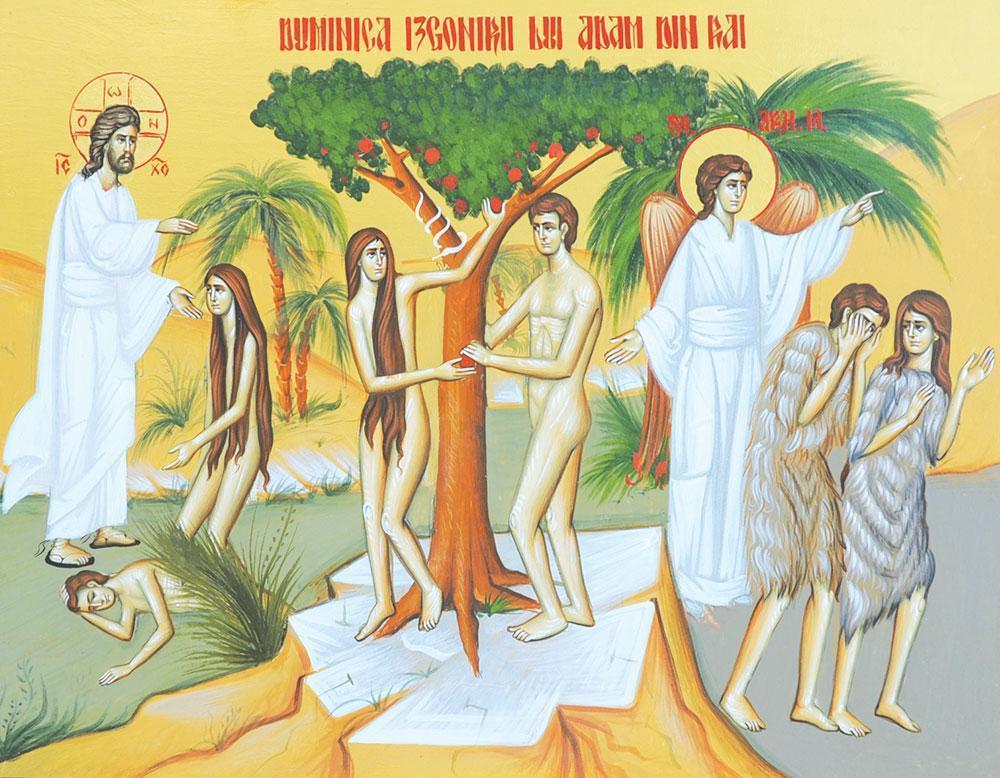 Agenda ierarhilor din Mitropolia Clujului la Duminica Izgonirii lui Adam din Rai