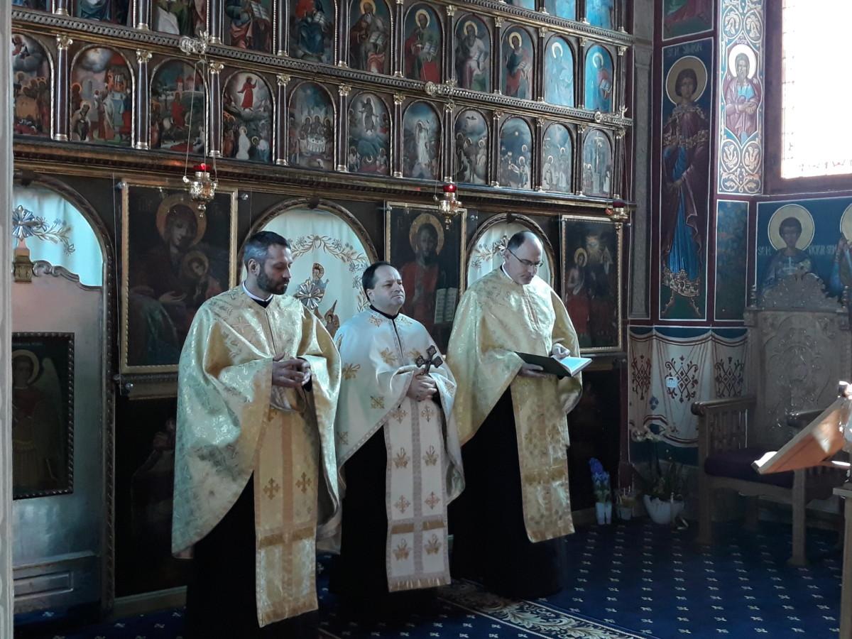 Ședință la Protopopiatul Cluj I