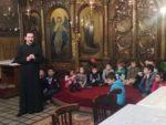 """""""Pași în Taina Cuvântului"""", proiect pentru copii la biserica """"Sf. Nicolae"""" de pe Horea"""