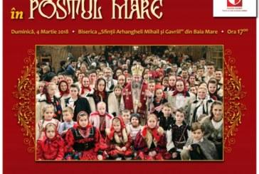 Întâlniri duhovniceşti cu tinerii din Baia Mare