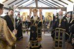 """Primul hram al Mănăstirii """"Sfinții 40 de Mucenici – Memorial Gherla"""", sărbătorit în prezența IPS Andrei"""
