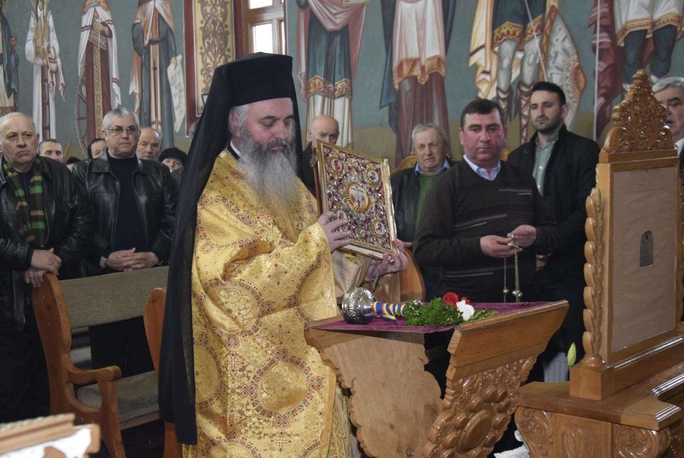Duminica Sfintei Cruci în Parohia Ortodoxă Ciceu-Giurgești