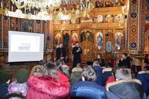 Întâlnirea tinerilor ortodocși din Baia Mare