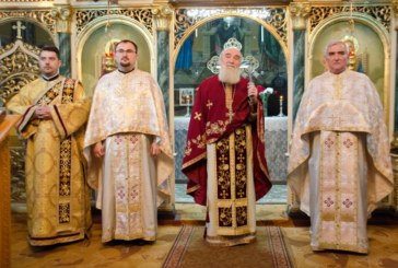 "Trepte spre Înviere, la Biserica ,,Sfinții Arhangheli Mihail și Gavriil"" din Dej"