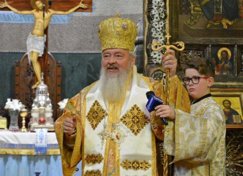 Arhiepiscopul și Mitropolitul Clujului, Înaltpreasfințitul Andrei