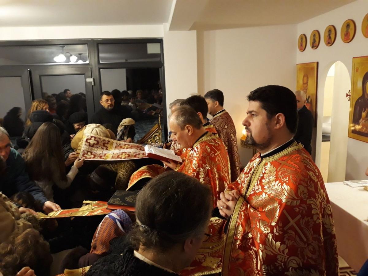 Seri duhovnicești, în mai multe parohii clujene