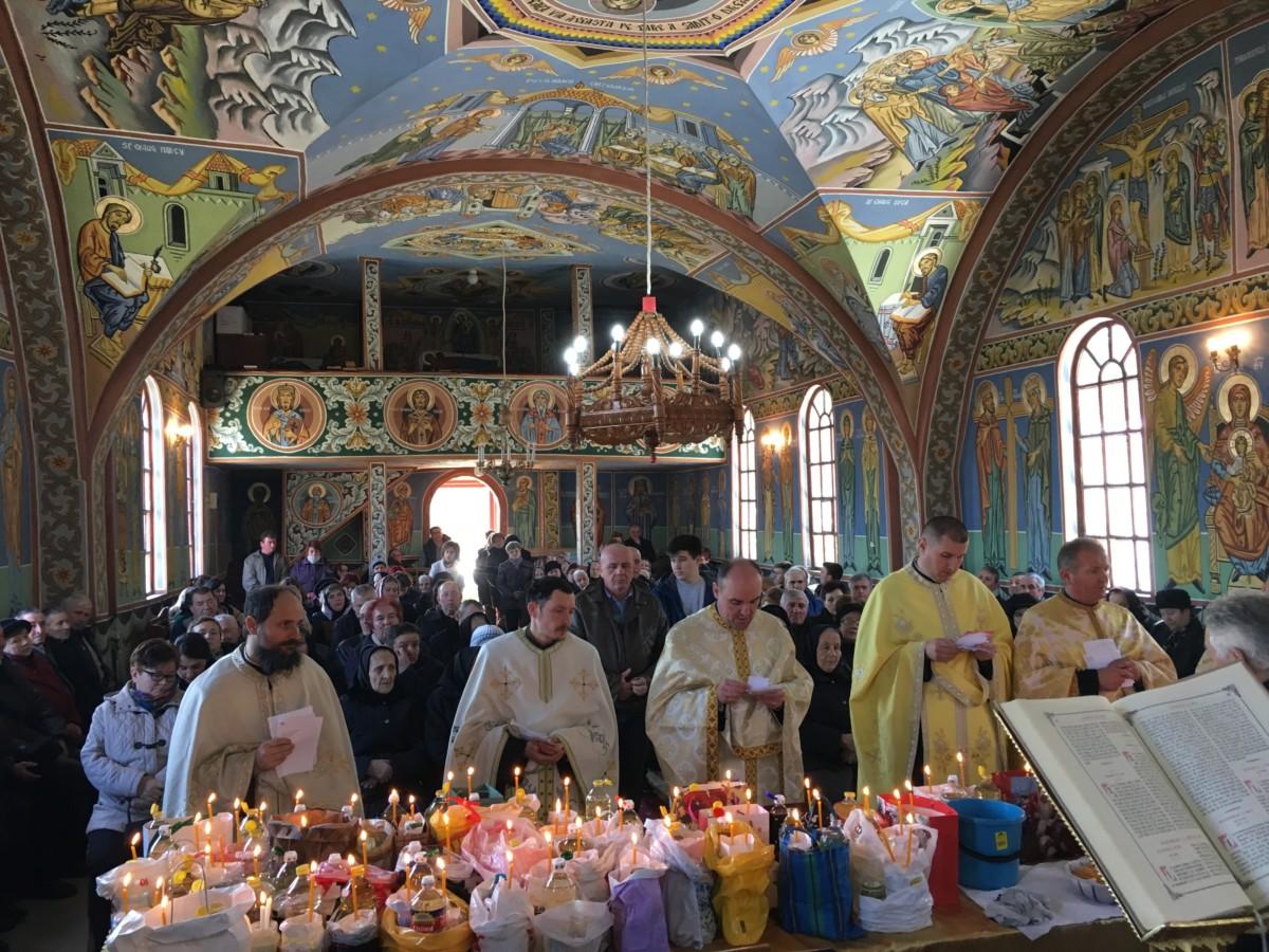 Întâlnirea cercului preoțesc Feleac-Vâlcele