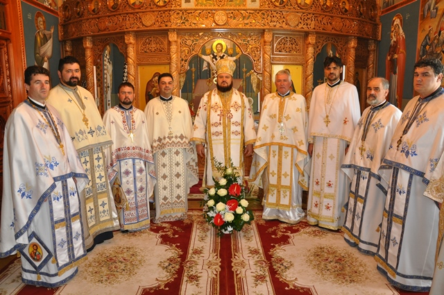 Zece ani de la întronizarea primului episcop al Sălajului